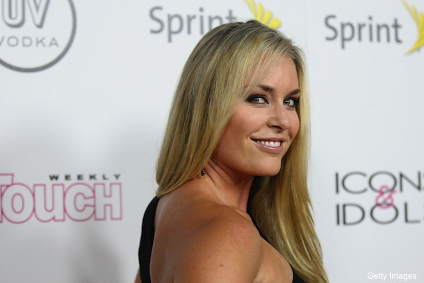 Lindsey Vonn is going to homecoming with a 15-year-old skier