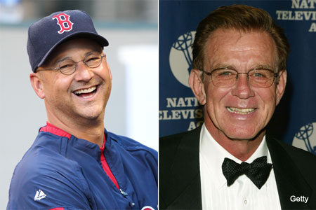 Terry Francona will fill in for Tim McCarver during ALCS