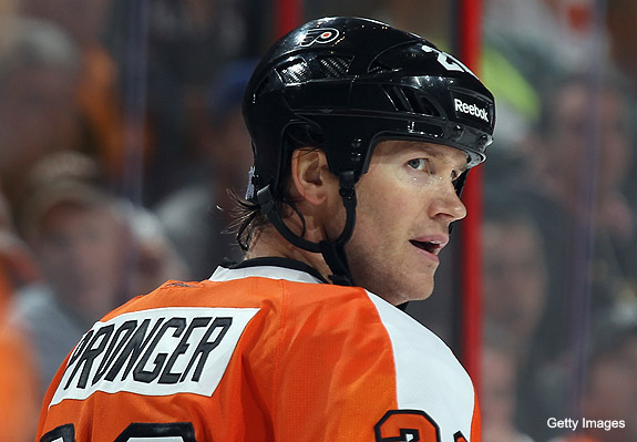 Trending Topics: The real reason Flyers are so mad at Tampa