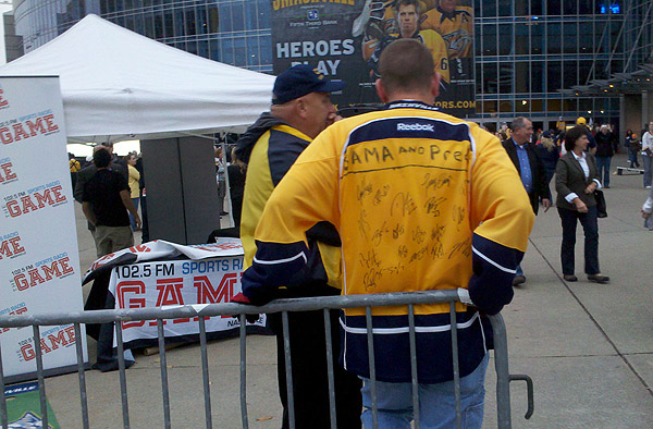 Jersey Fouls: NHL pillow talk, Sid taunt and The Answer