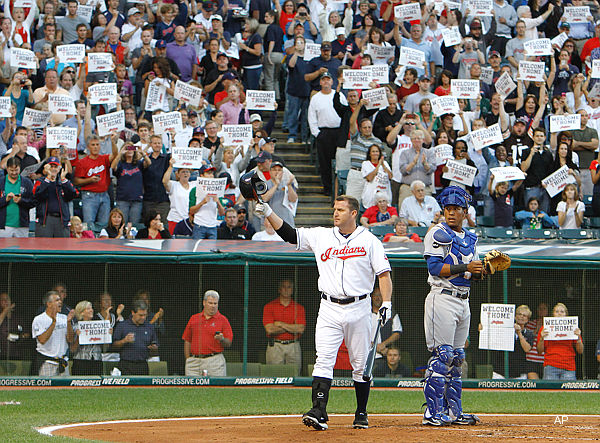 Guillen scolds Indians fans for hypocritical treatment of Thome