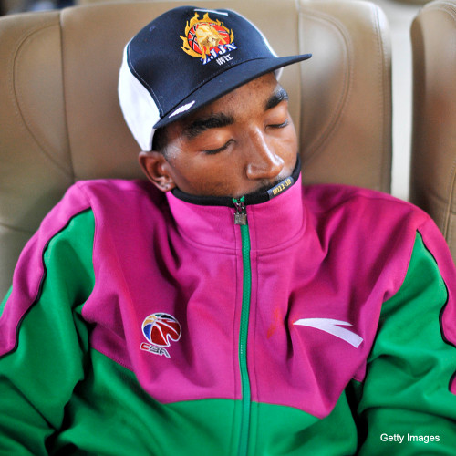 Create-a-Caption: Sweet dreams, J.R. Smith