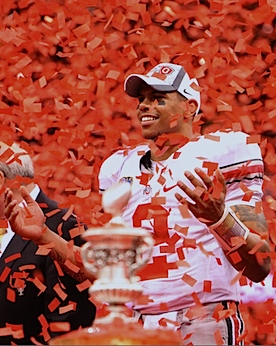 Terrelle Pryor's legacy at Ohio State isn't about the journey. It's the sudden stop at the end.