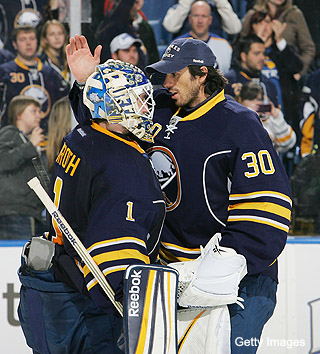 Sabres give Ryan Miller his chance for redemption