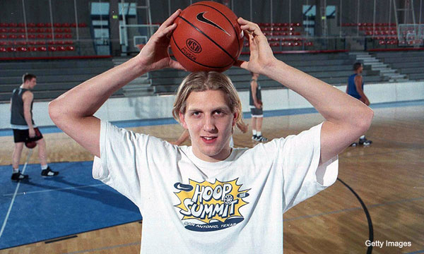 What if Dirk Nowitzki had gone to Penn State?
