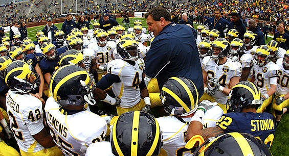 Debriefing: Michigan turns the page (preferably to two chapters ago)