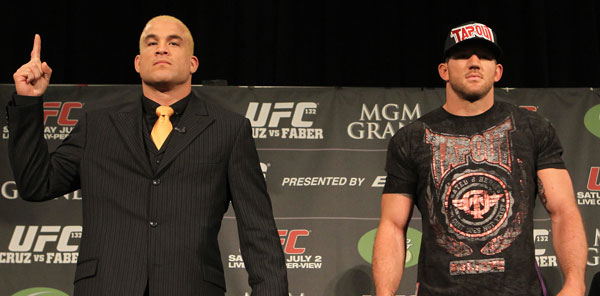 Dana and Tito squabbling to the very end, White says 'it's the last chapter'