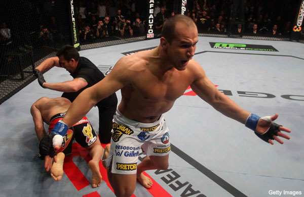 Is a 64-second KO bad for UFC's first trip to network television?
