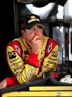 Kurt Busch out at Penske Racing
