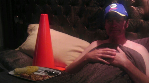 Two members of NASCAR's historic families come together (Cone!)