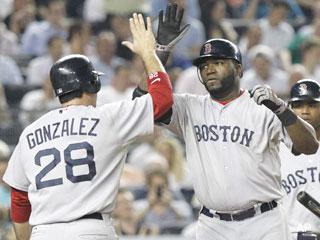David Ortiz's bat flip creates stir in Red Sox-Yanks opener