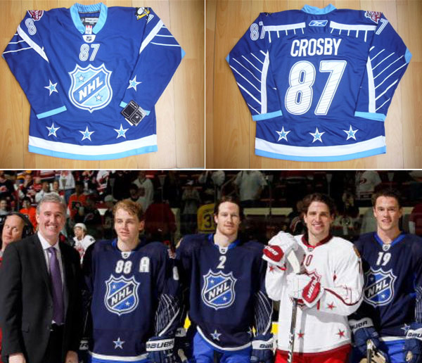 Jersey Fouls: Detroit sparkles; the $1,295 Maple Leafs Foul