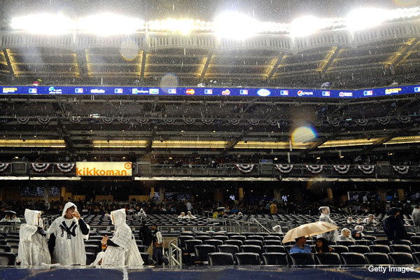 Suspended game changes dynamic of Yankees-Tigers series