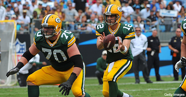 Smarter Stats: This Aaron Rodgers guy? He's pretty good!