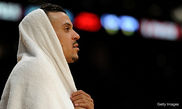Matt Barnes got suspended for one summer league game