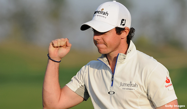 Rory McIlroy moves on from off-course drama with win