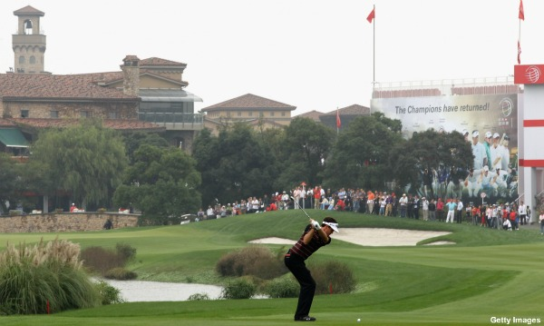 HSBC Champions living up to the hype after two rounds