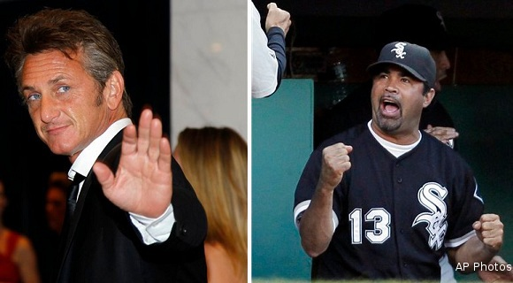 Ozzie Guillen takes issue with arch-enemy Sean Penn