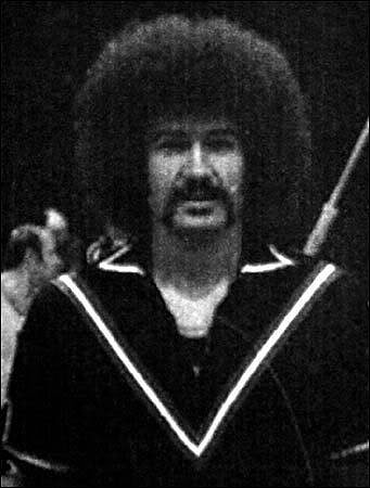 Photo: Of course Adam Morrison's father used to look like this