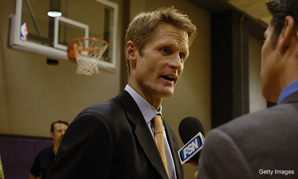Steve Kerr tells Dan Gilbert to 'get over it,' calls out the NBA for the Chris Paul situation