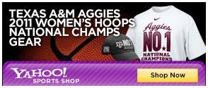Texas A&M champions gear
