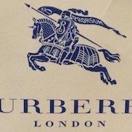 BURBERRY 藍/黑標2/4出國