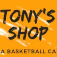 Tony's shop