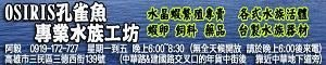 OSIRIS阿毅水族工坊(高雄市)