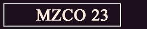MZCO 23 時尚衣櫃