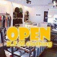 K.F.M  clothing 網路直營商店