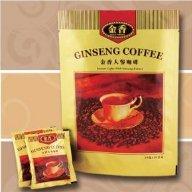 金香人參咖啡/馬來西亞白咖啡