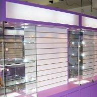 玻璃展示櫃.模型櫃公仔櫃