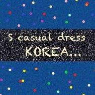 S casual dress 正韓服飾