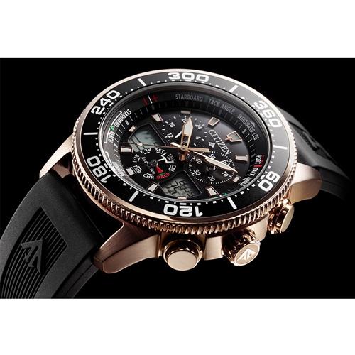 (無卡分期6期)CITIZEN星辰PROMASTER注目潮流光動能手錶(JR4063-12E)