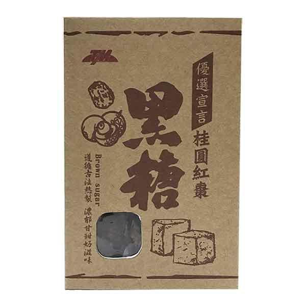 TM 優選宣言-桂圓紅棗黑糖(225g)