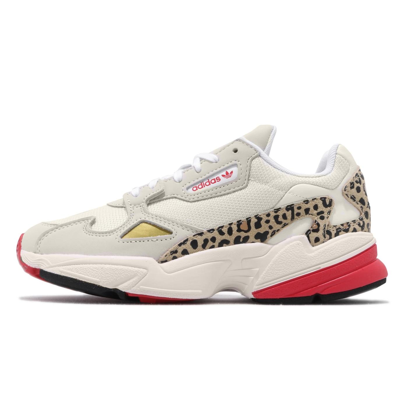 adidas 休閒鞋 Falcon 老爹鞋 女鞋