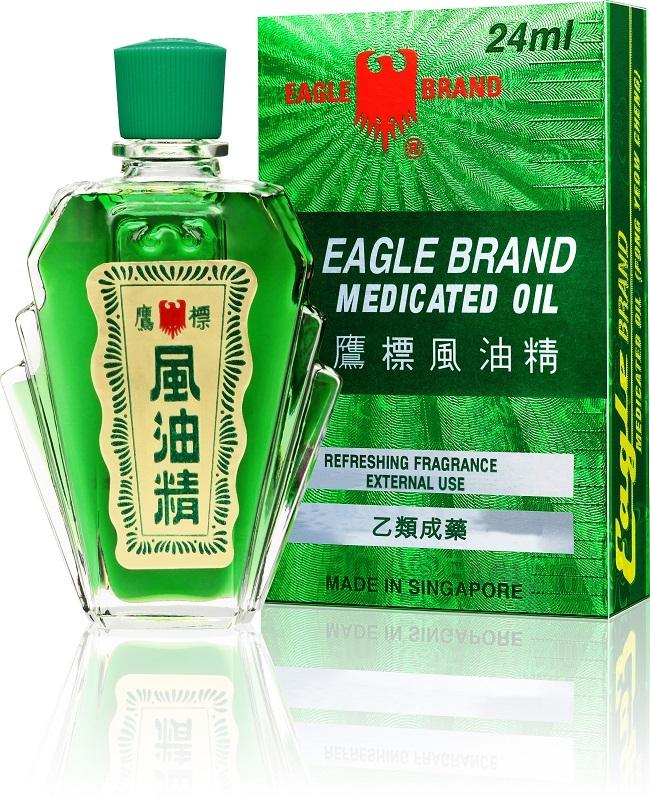 鷹標 風油精 (24mlx12入)
