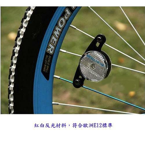 月陽自行車車輪光控震動安全燈幅條燈車輪燈2入組(XC-506)