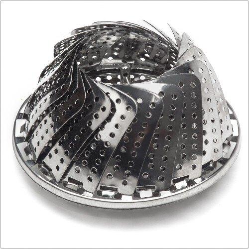 《FOXRUN》不鏽鋼蒸籃(22.8cm)