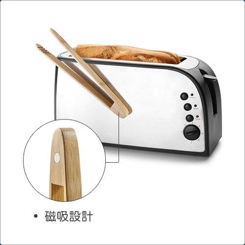 《IBILI》竹木餐夾(28cm)