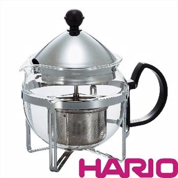 HARIO 新茶王花茶壺600 / CHAN-4SV