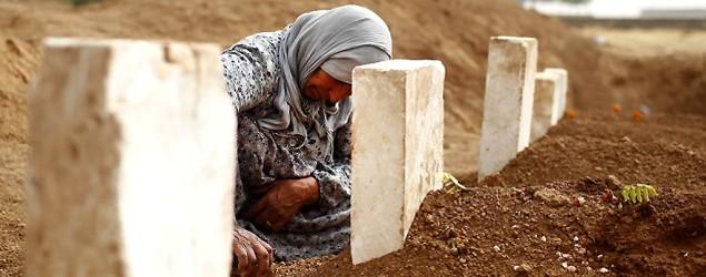 Syria deaths (PA)