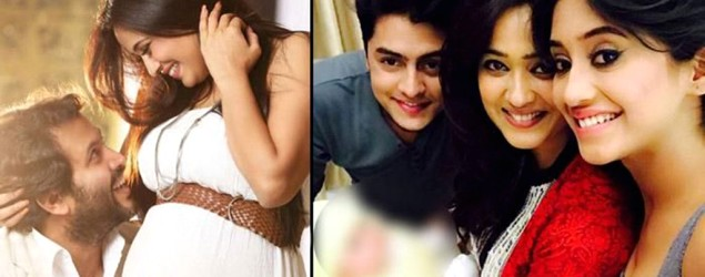 Shweta Tiwari shares the first picture of her baby boy