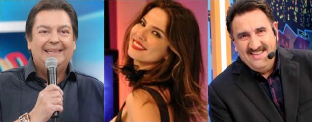 Divulgação/Globo/SBT/RedeTV