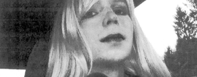 An undated photo provided by the U.S. Army showing Pfc. Chelsea Manning. (U.S. Army via AP)