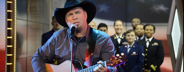 Garth Brooks (Getty Images)