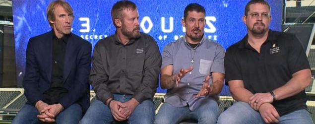 The real-life heroes from '13 Hours'