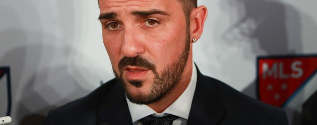 David Villa (Getty)