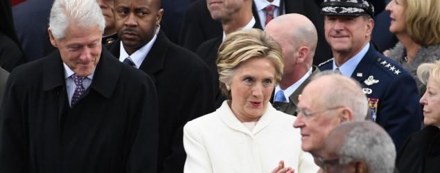 Bill e Hillary Clinton (Kika)