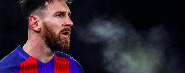 Lionel Messi (Getty)